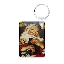 Santa Clause Keychains