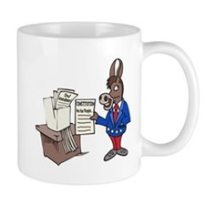 Democrats at Work Mug