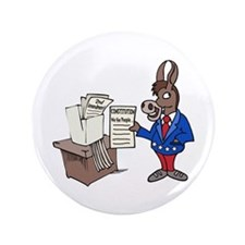 "Democrats at Work 3.5"" Button (100 pack)"
