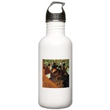 Toulouse-Lautrec At the Moulin Rouge Water Bottle