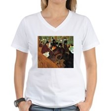 Toulouse-Lautrec At the Moulin Rouge Shirt