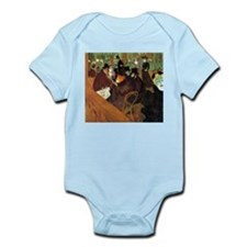 Toulouse-Lautrec At the Moulin Rouge Infant Bodysu