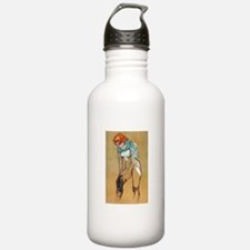 Toulouse-Lautrec Stockings Water Bottle