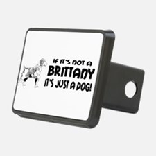 brittany dog bumper.png Hitch Cover