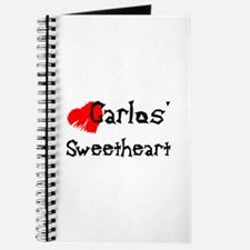 Carlos' Sweetheart Journal