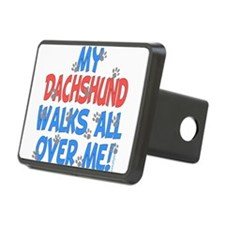 dachshund walks.png Hitch Cover
