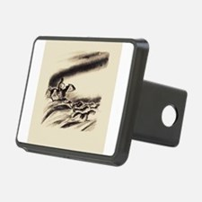 fox hunt abstract drawing sepia.png Hitch Cover