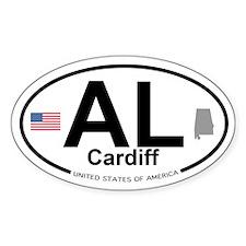 Cardiff Decal