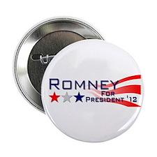 """Romney For President 2012 2.25"""" Button"""