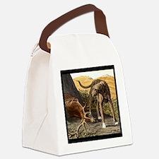 Unique Scottish deerhound Canvas Lunch Bag