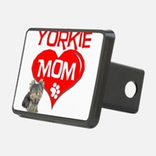 yorkie mom.png Hitch Cover