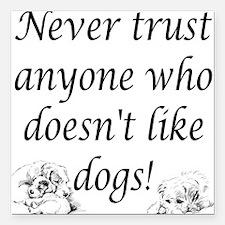 trust dog pawprints black white plastic.png Square