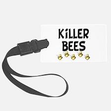 Killler Bees Luggage Tag