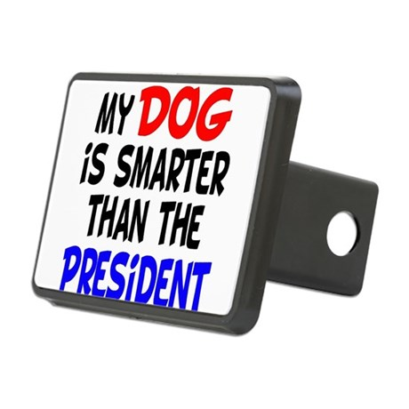 dog smarterz-1.png Rectangular Hitch Cover