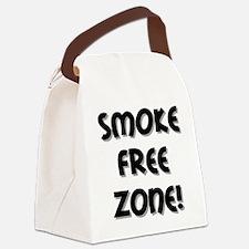 smoke free zone sq grey shadow.png Canvas Lunch Ba