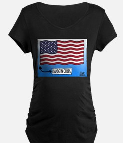 Outsourced Flag T-Shirt