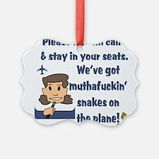 remain calm.png Ornament