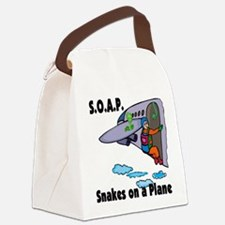 soap jump1.png Canvas Lunch Bag