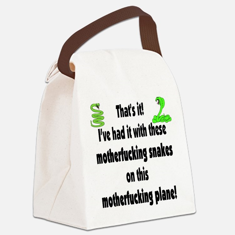 That it's SOAP1.png Canvas Lunch Bag