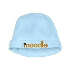 Moodle Logo baby hat