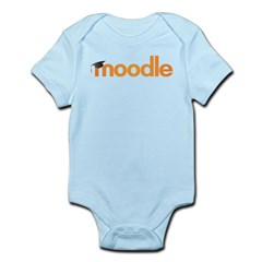 Moodle Logo Infant Bodysuit