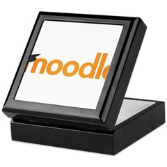 Moodle Logo Keepsake Box