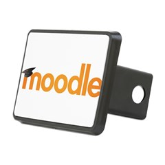 Moodle Logo Hitch Cover