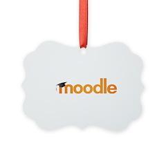 Moodle Logo Ornament