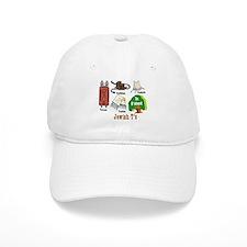 Jewish T's Baseball Cap