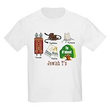 Jewish T's Kids T-Shirt