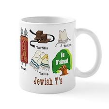 Jewish T's Mug