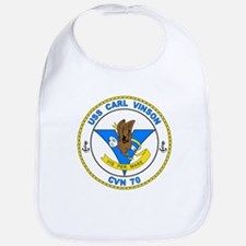 US Navy USS Carl Vinson CVN 70 Bib