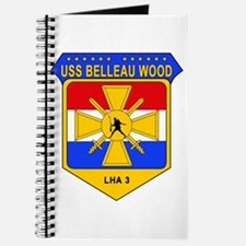 US Navy USS Belleau Wood LHA 3 Journal