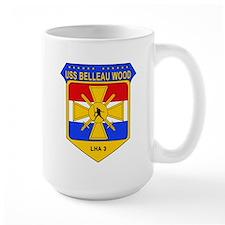 US Navy USS Belleau Wood LHA 3 Mug