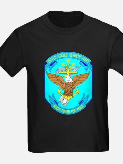 US Navy 7th Fleet Emblem T