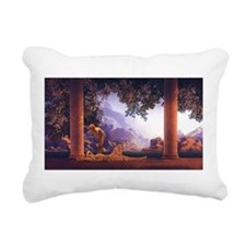 Maxfield Parrish Daybreak Rectangular Canvas Pillo