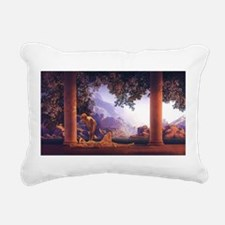 Maxfield Parrish Daybreak Rectangular Canvas Pillo