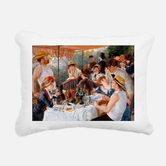 Cute Renoir Rectangular Canvas Pillow