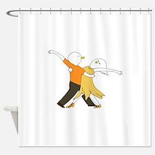 Bolero Shower Curtain