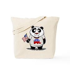 Panda Politics Republican Tote Bag