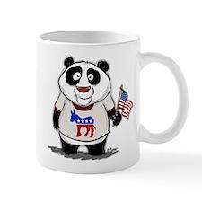 Panda Politics Democrat Mug
