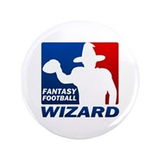 "Fantasy Football 3.5"" Button"