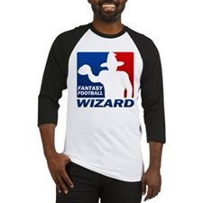 Fantasy Football Baseball Jersey