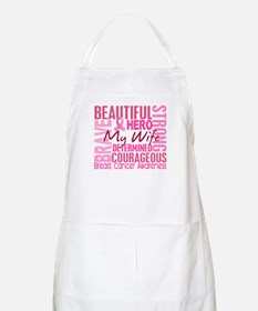 Tribute Square Breast Cancer Apron