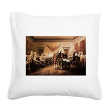 John Trumbull The Declaration of Independence Squa