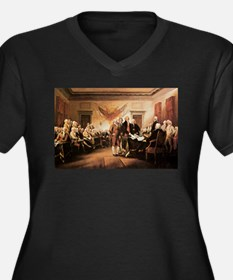 John Trumbull The Declaration of Independence Wome