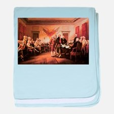 John Trumbull The Declaration of Independence baby