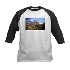 Thomas Cole A View Of The Mountain Pass Tee