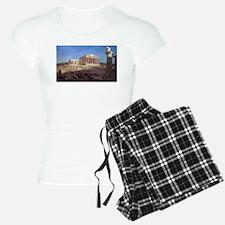 Frederic Edwin Church The Parthenon Pajamas