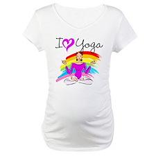 I LOVE YOGA Shirt
